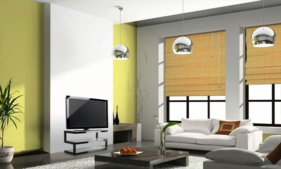 Warna Cat Ruang Tamu Minimalis
