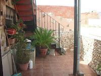 casa en venta calle san enric villarreal terraza1