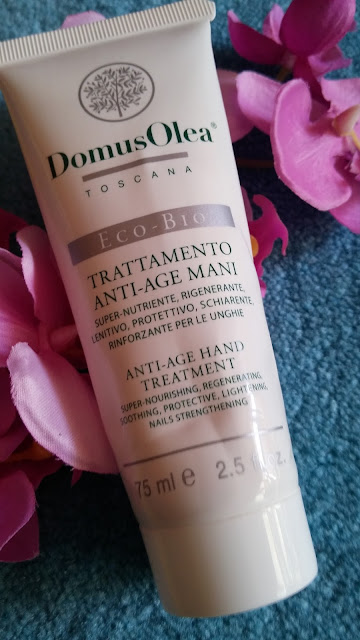 Domus Olea Toscana - Review Trattamento Antiage Mani