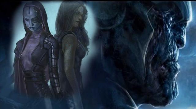 Karen Gillan Ungkap Sedikit Bocoran Film Infinity War!