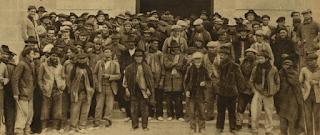 Nanas de la Tijera | Afectados por la intoxicación del pan en Murcia de 1935