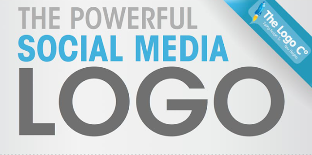 The Powerful Social Media Logo [Infographic]