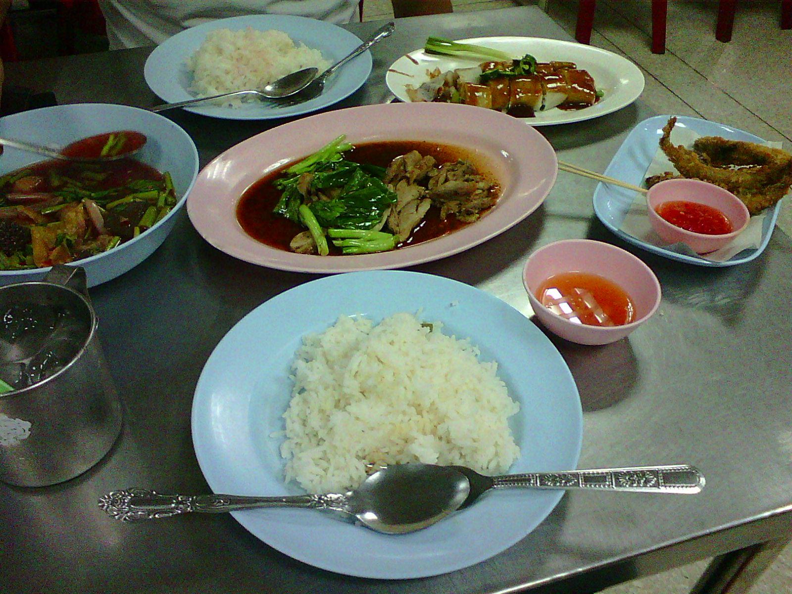 My Bangkok Restaurant Reviews
