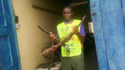 How Pastor Disarmed Two Armed Robbers With Bare Hands In Rivers