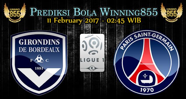 Prediksi Bola Bordeaux vs PSG