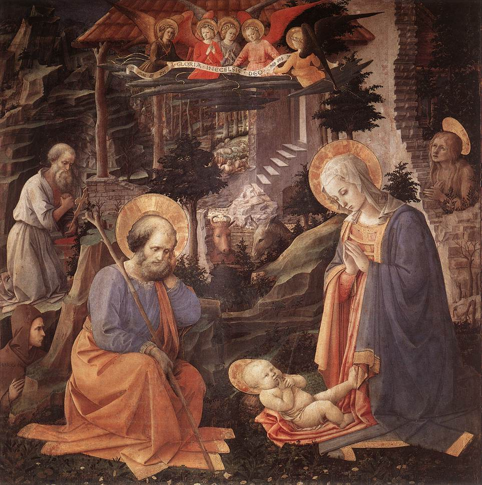 an introduction to the life of fra filippo lippi a painter from florence Filippo lippi home  lippi painted a number of frescos and altarpieces throughout florence and later in life in the city of spoleto filippo and filippino.