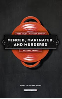 Minced, Marinated, and Murdered cover
