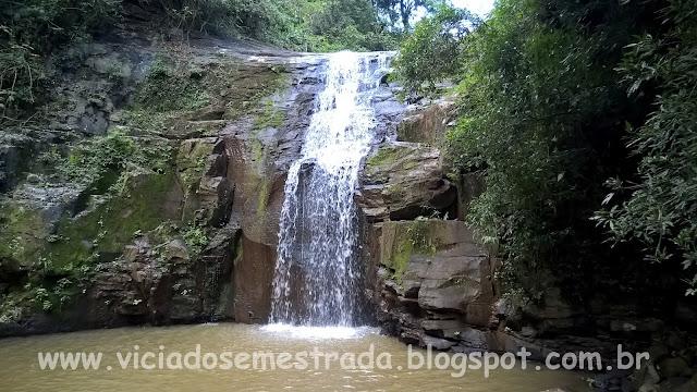 Cascata do Arroio Jaguar, Alto Feliz, RS