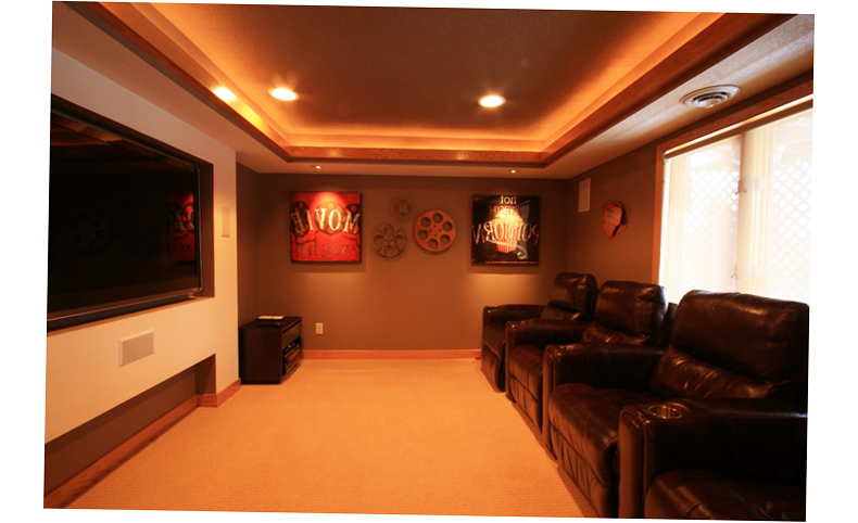 2016 Small Man Cave Ideas Design BEST - Ellecrafts