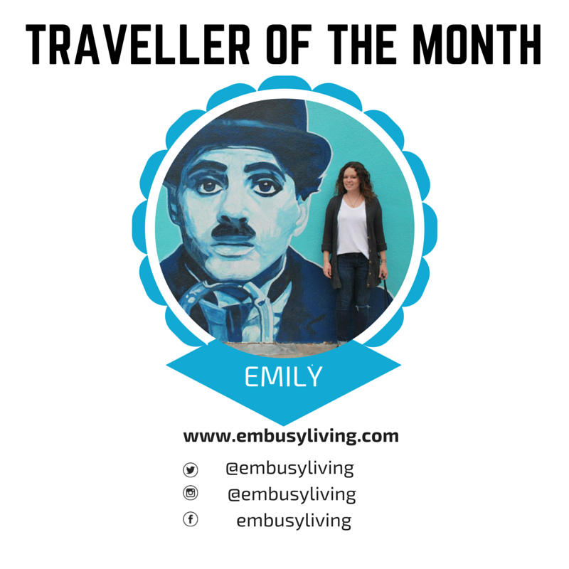 Emily from EmBusyLiving.com || Wanderwings