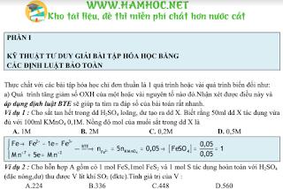 Tuyệt chiêu hóa học NAP
