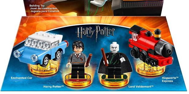 Ya disponibles nuevos packs de Lego Dimensions: Harry Potter, Hora de Aventuras... junto con el modo arena