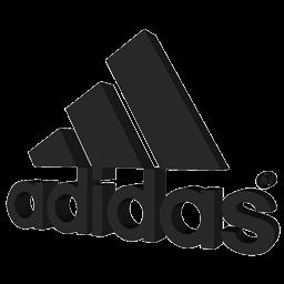 logo adidas 3d