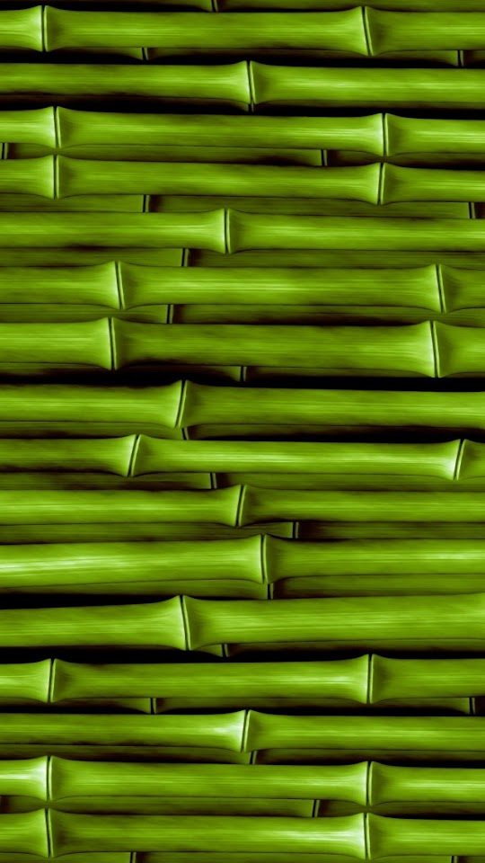 Green Bamboos   Galaxy Note HD Wallpaper