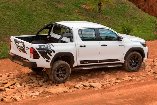 Toyota Hilux Diesel com desconto de R$ 10 mil - Expodireto
