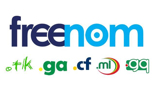 Cara Mendapatkan Domain TLD Gratis Dari Freenom