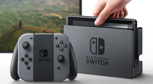 Nintendo Switch Cartridge Delays Force Games to Go Digital Only: Sources