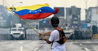 AFTER DRAMATIC SHOOT-OUT VENEZUELA MILITARY ARRESTS REBELS