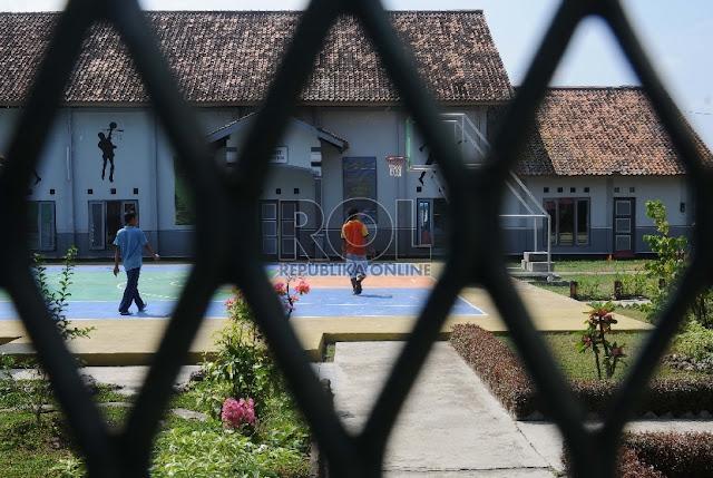 Modus Baru, Penyelundupan Sabu dalam Salib berhasil Digagalkan di LP Nusakambangan