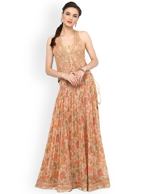 Ready to Wear Lehenga Myntra