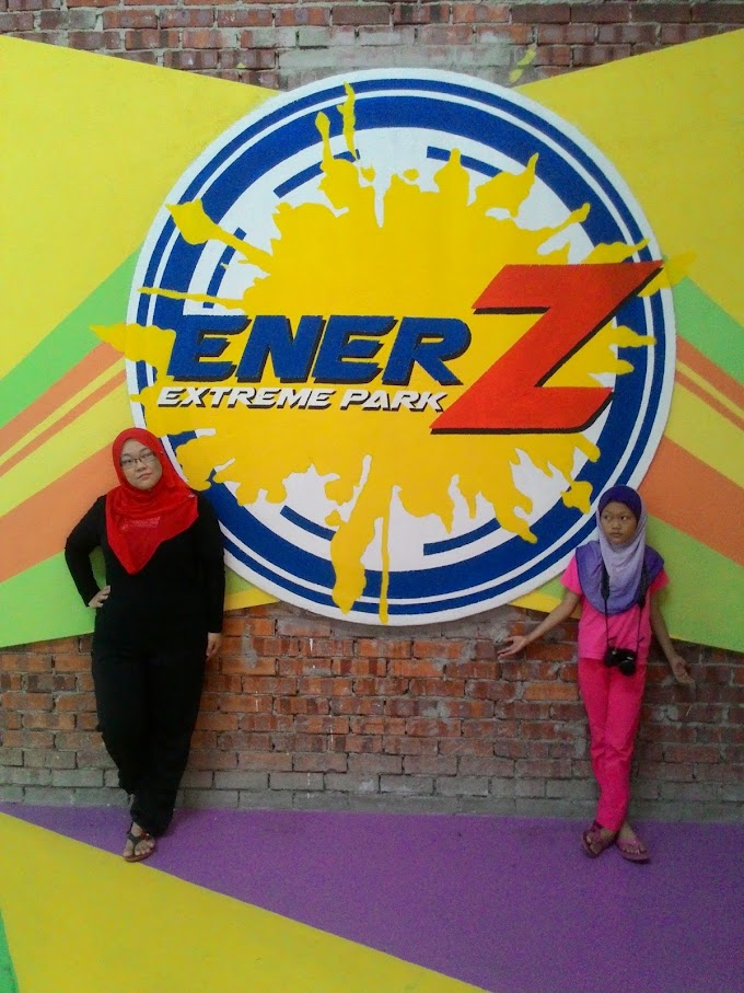 Family Affair di EnerZ sempena Mother's Day