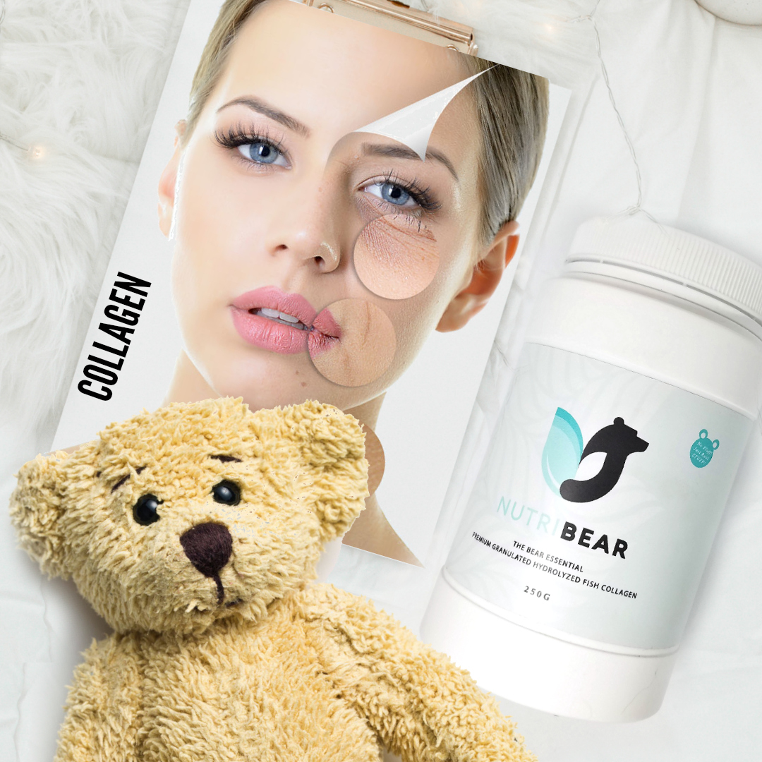 Collagen Benefits For The Skin And The Rest Of Your Body By Barbies Beauty Bits And Nutribear Collagen