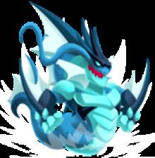imagen del noble dragon marea