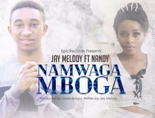 Jay Melody Ft. Nandy - Namwaga Mboga