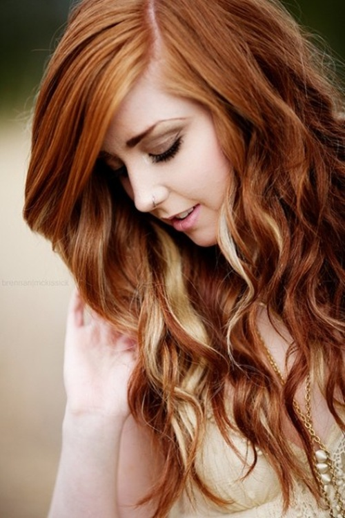 Ombre Hair Trends 2013