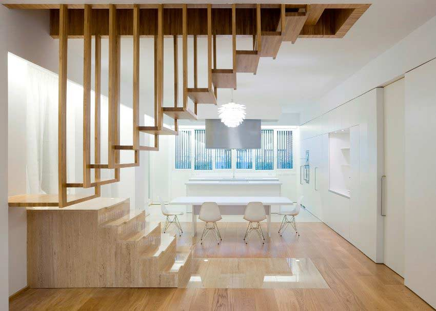 interior stairs and staircase design ideas and trends