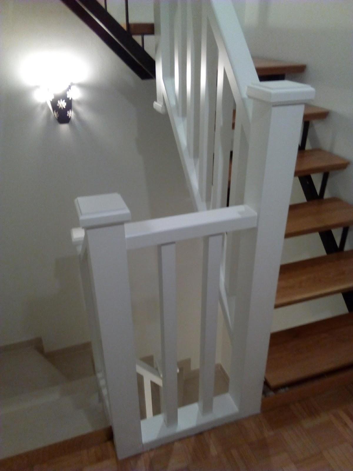 Librer as a medida en madrid muebles de madera fabritecma - Librerias con escalera ...