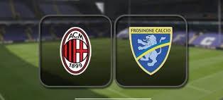 اون لاين مشاهده مباراه ميلان وفروسينوني بث مباشر 26-12-2018 الدوري الايطالي اليوم بدون تقطيع