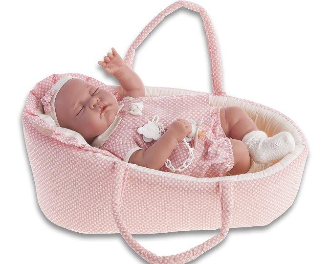 muñeca newborn - antonio juan