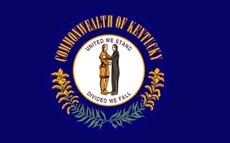 Kentucky Eyalet Bayrağı