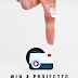 Win a Projecteo Photo Projector #Worldwide