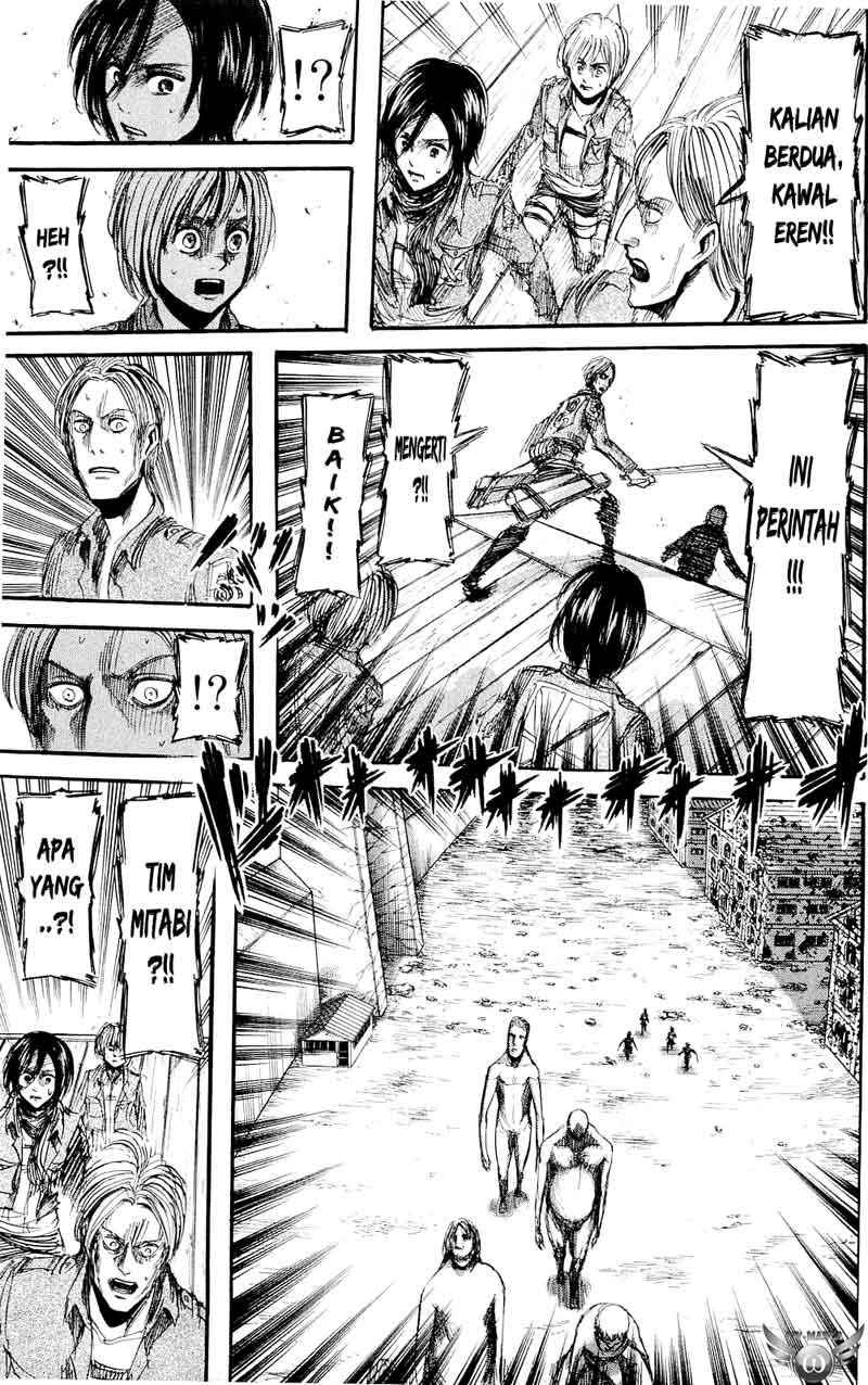Komik shingeki no kyojin 014 - mengesampingkan keinginan 15 Indonesia shingeki no kyojin 014 - mengesampingkan keinginan Terbaru 17|Baca Manga Komik Indonesia|Mangaku