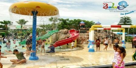 Liburan Seru di Wisata air Gerbang Mas Bahari Waterpark Tegal