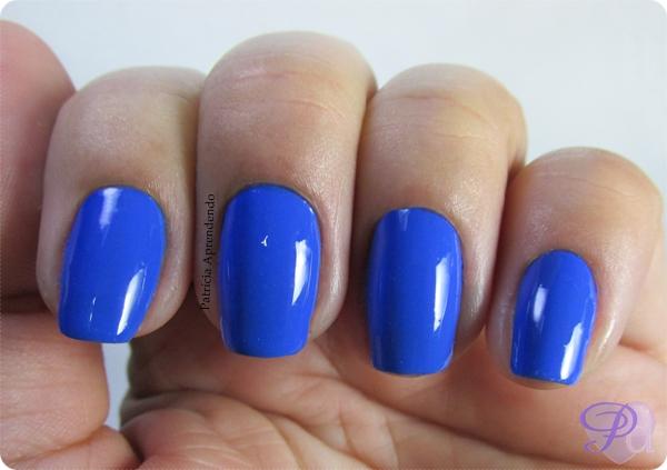 Esmalte Bourjois Bleu Fabuleux