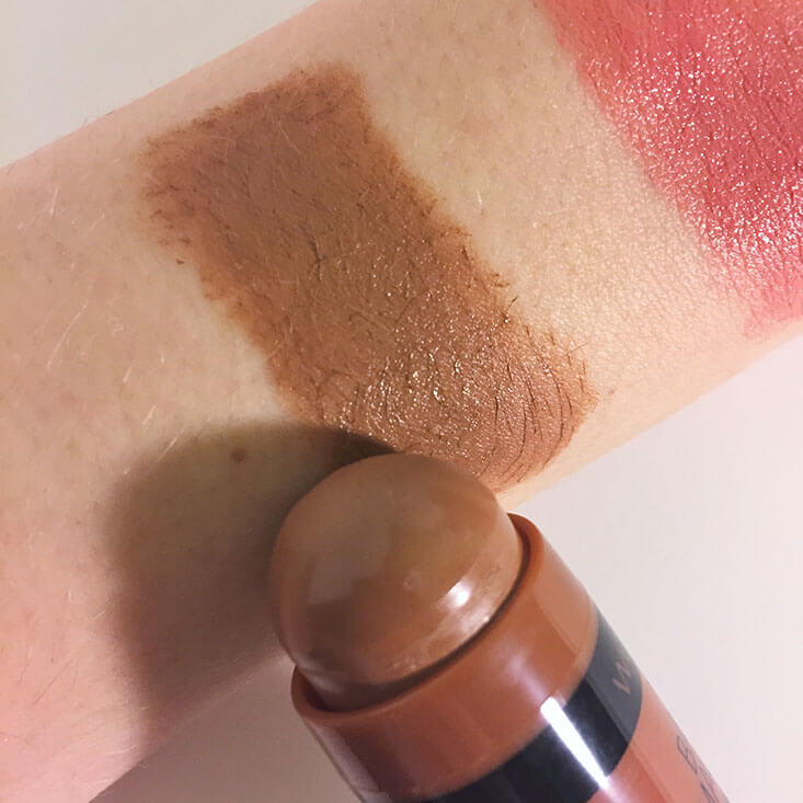 wet n wild megaglo Makeup Stick Call Me Maple swatch