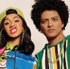 Bruno Mars responds to Cardi B's decision to pull out of his