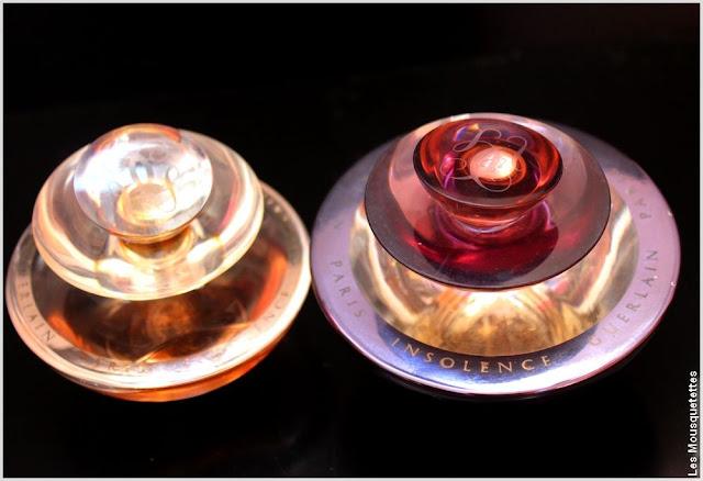 Eau de toilette et Eau de parfum Insolence de Guerlain - Blog