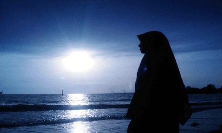 Kumpulan Puisi Renungan Hati Islami Penyejuk Hati Penenang Jiwa, Cinta, Malam, Sedih