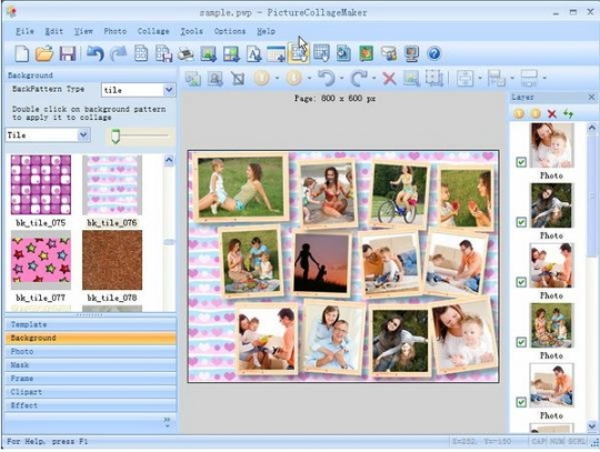 Full Activation Software Cracks Picture Collage Maker 3 3 8