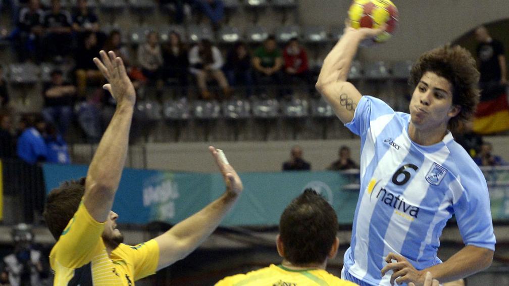 Diego Simonet buscando llegar a Río 2016