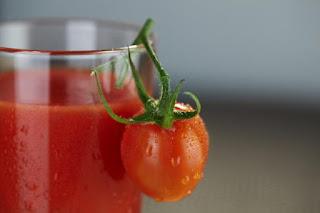 Jugo de Tomate Para No Transpirar Demasiado