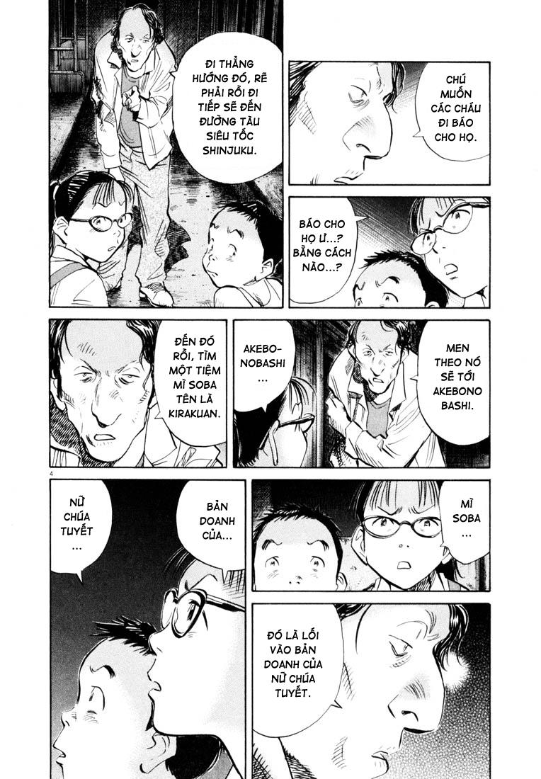 20th Century Boys chapter 183 trang 9
