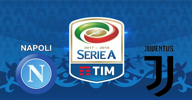 Napoli vs Juventus 2 Desember 2017