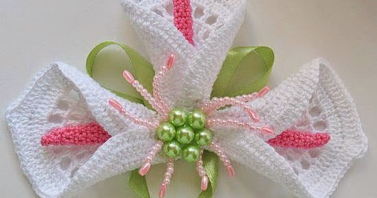 Pap Como Fazer Pap Como Fazer Flor Copo De Leite De Croche