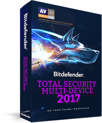 Free Download Bitdefender Total Security Multi-Device 2017