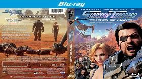 Starship troopers Traitor of mars BLURAY - Traidor de marte